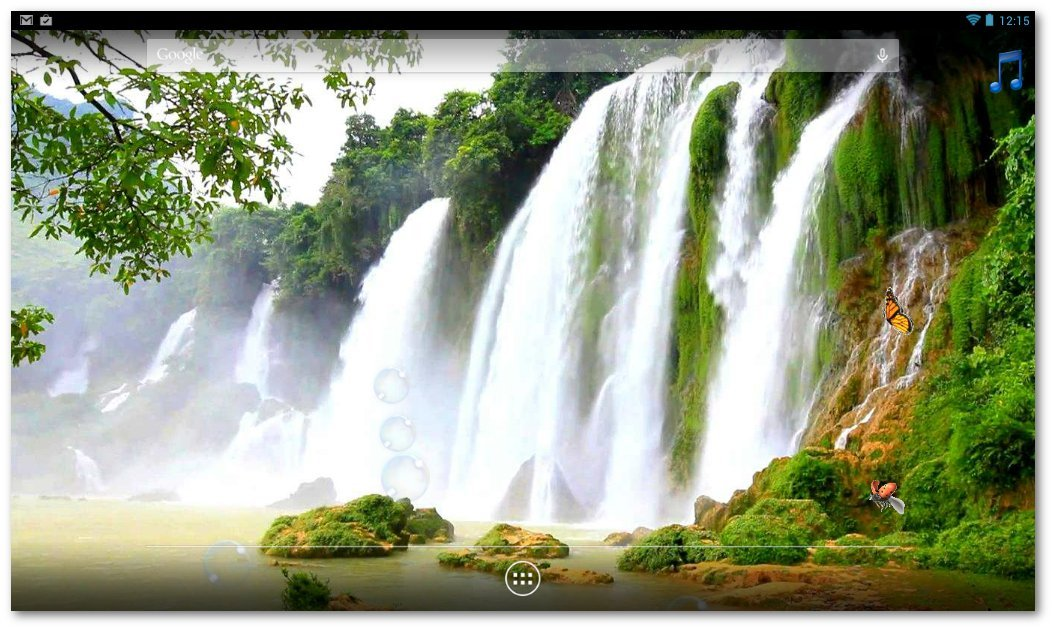 Live wallpaper windows 10 2016 wallpapersafari for Protector de pantalla paisajes
