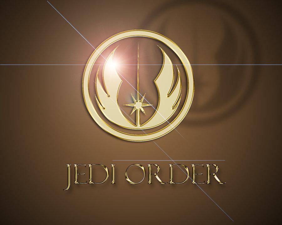 Jedi Order Logo Wallpaper Jedi order by annylovemuch 900x720