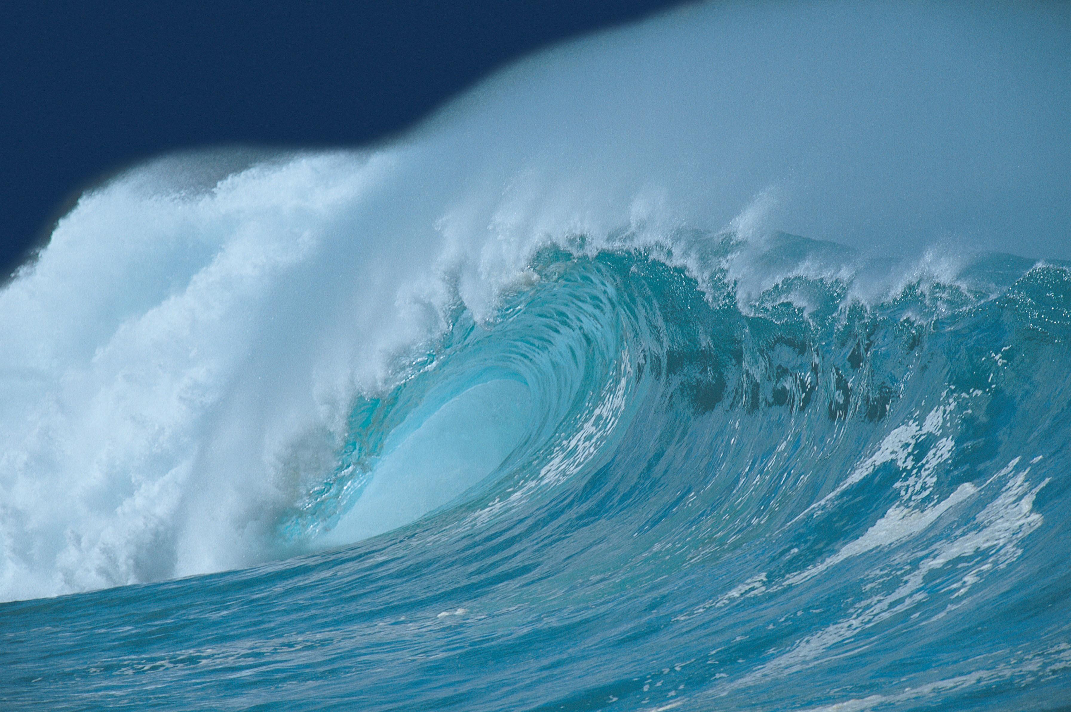 live ocean waves screensaver 3586x2384