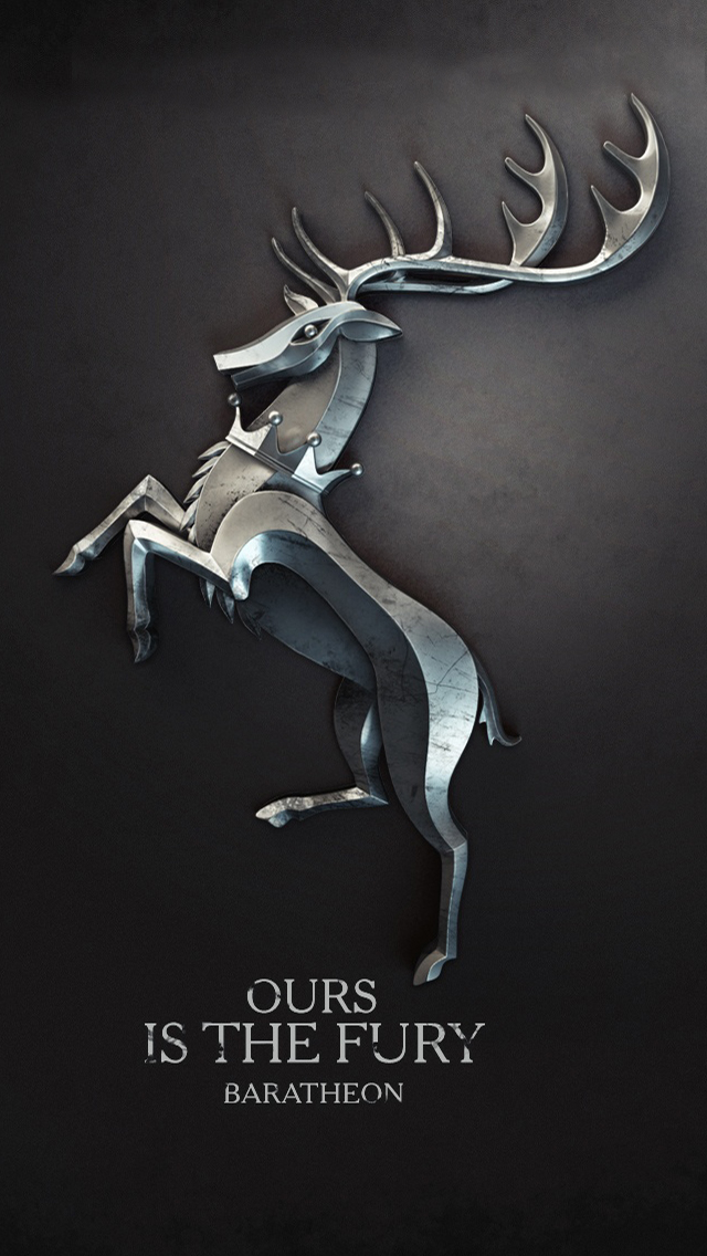 wallpaper game of thrones logo crown game of thrones logo game of 640x1136