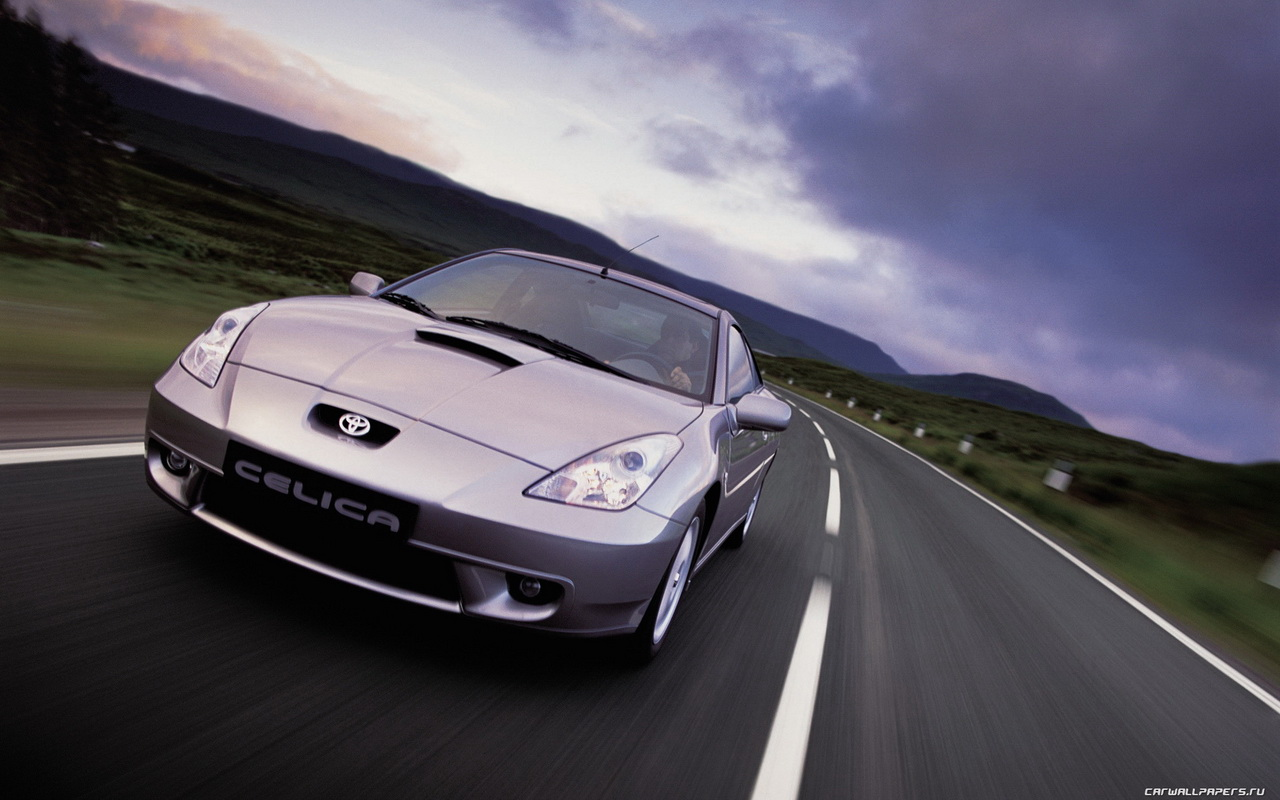 Nice Celica wallpaper Celica wallpapers 1280x800