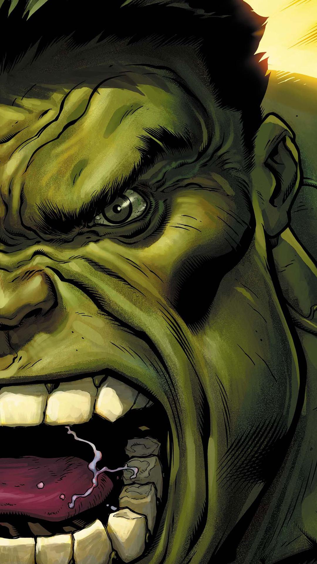 The Avengers Hulk green face HTC hd wallpaper 1080x1920