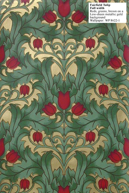 [50+] Arts and Crafts Reproduction Wallpaper on ...