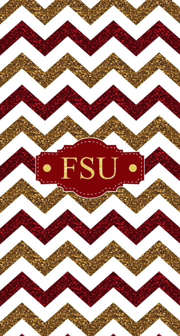 Fsu Logo Wallpaper Florida state fsu glitter 736x1377