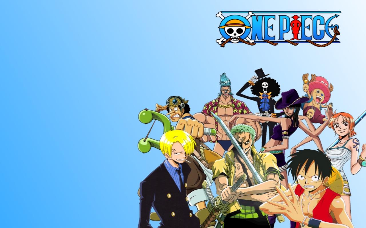 One Piece 1280x800