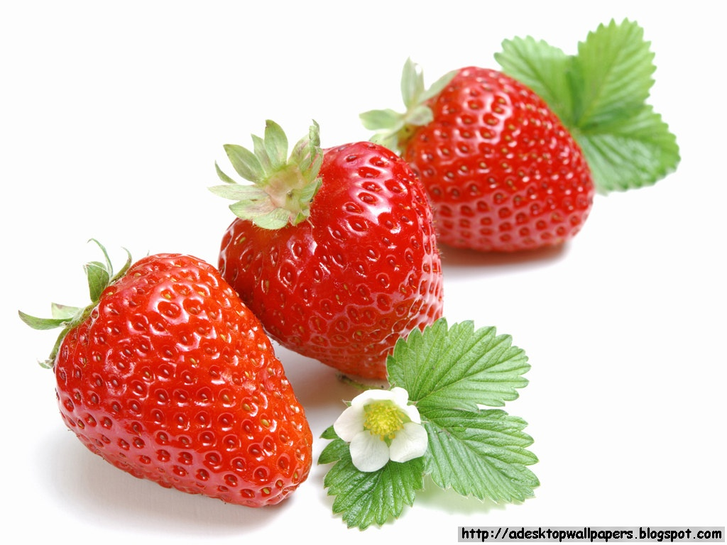 Strawberry Fruit Desktop Wallpapers PC Wallpapers Wallpaper 1024x768