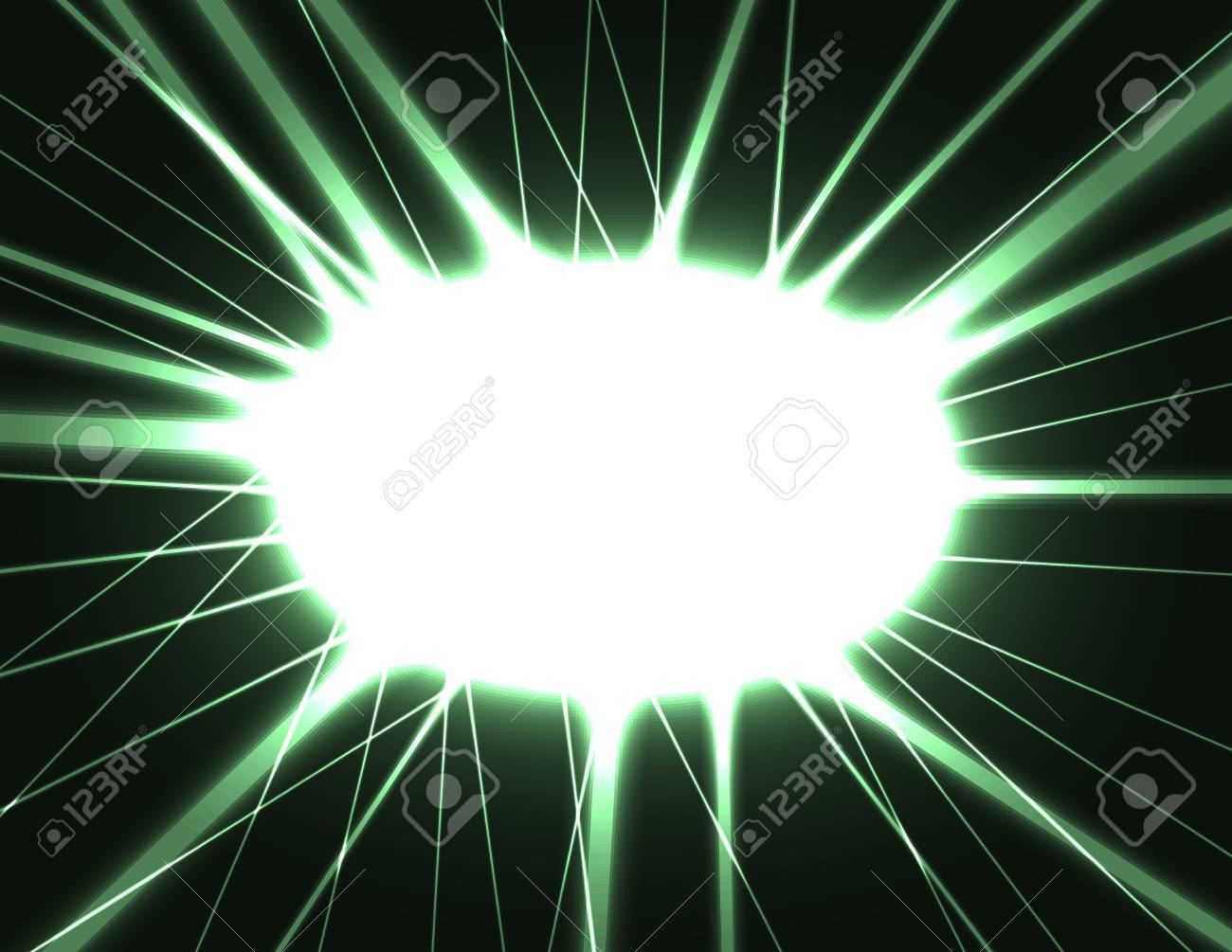 Abstract Darek Background With Laser Flash Outburst Royalty 1300x1005