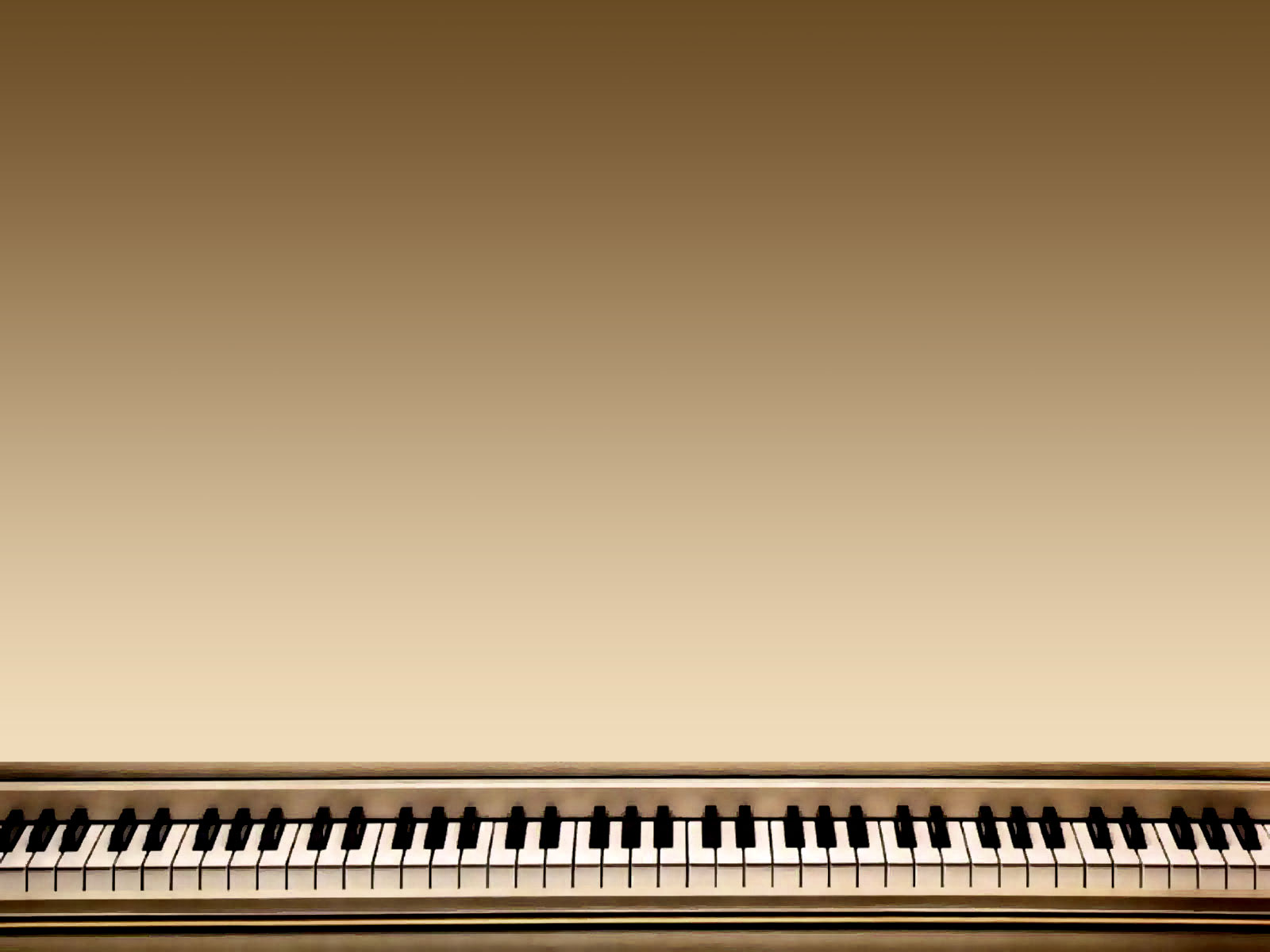 Piano Backgrounds For PowerPoint   Music PPT Templates 1600x1200