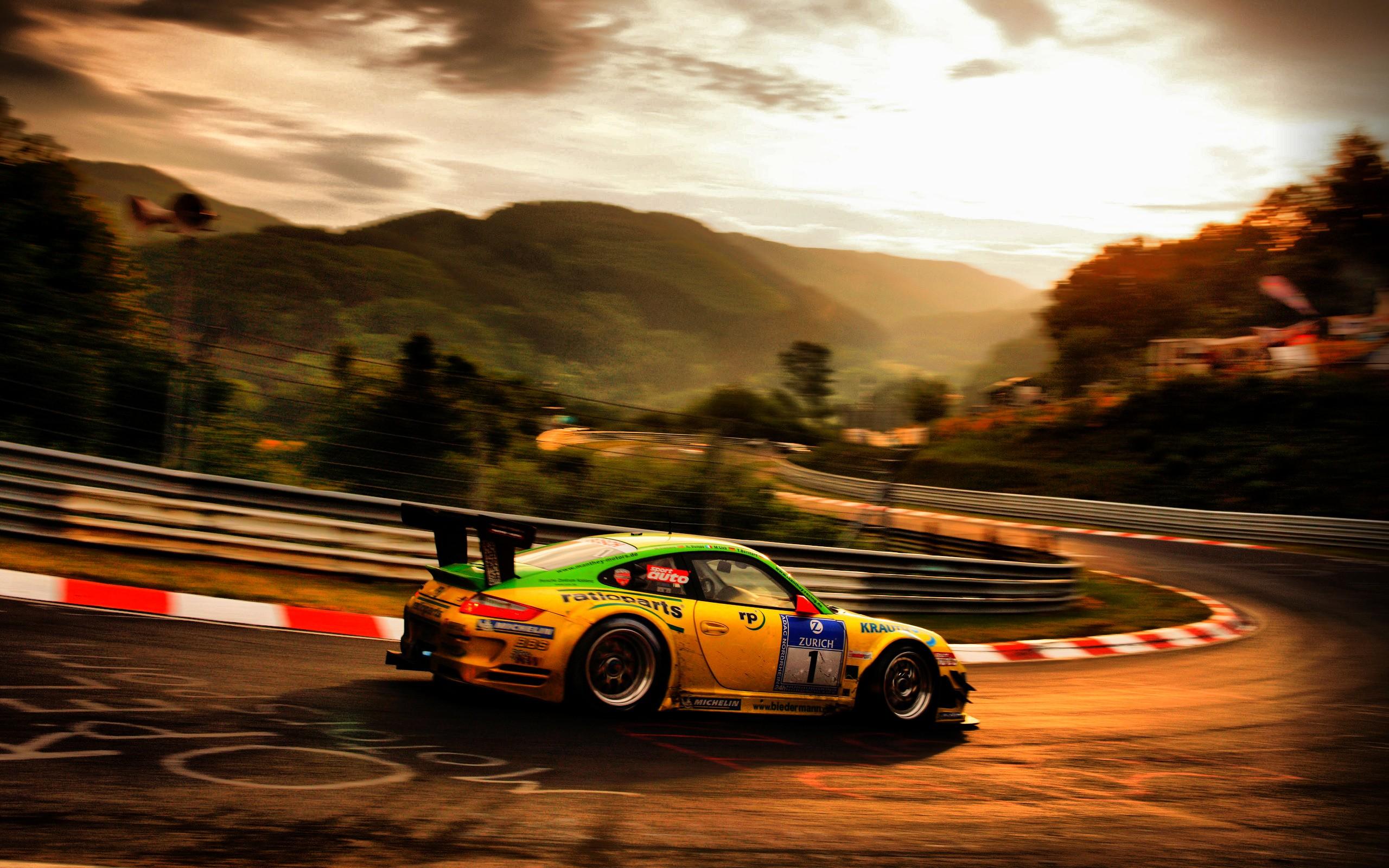 Porsche 911 gt3 HD Wallpapers Best Wallpapers FanDownload 2560x1600