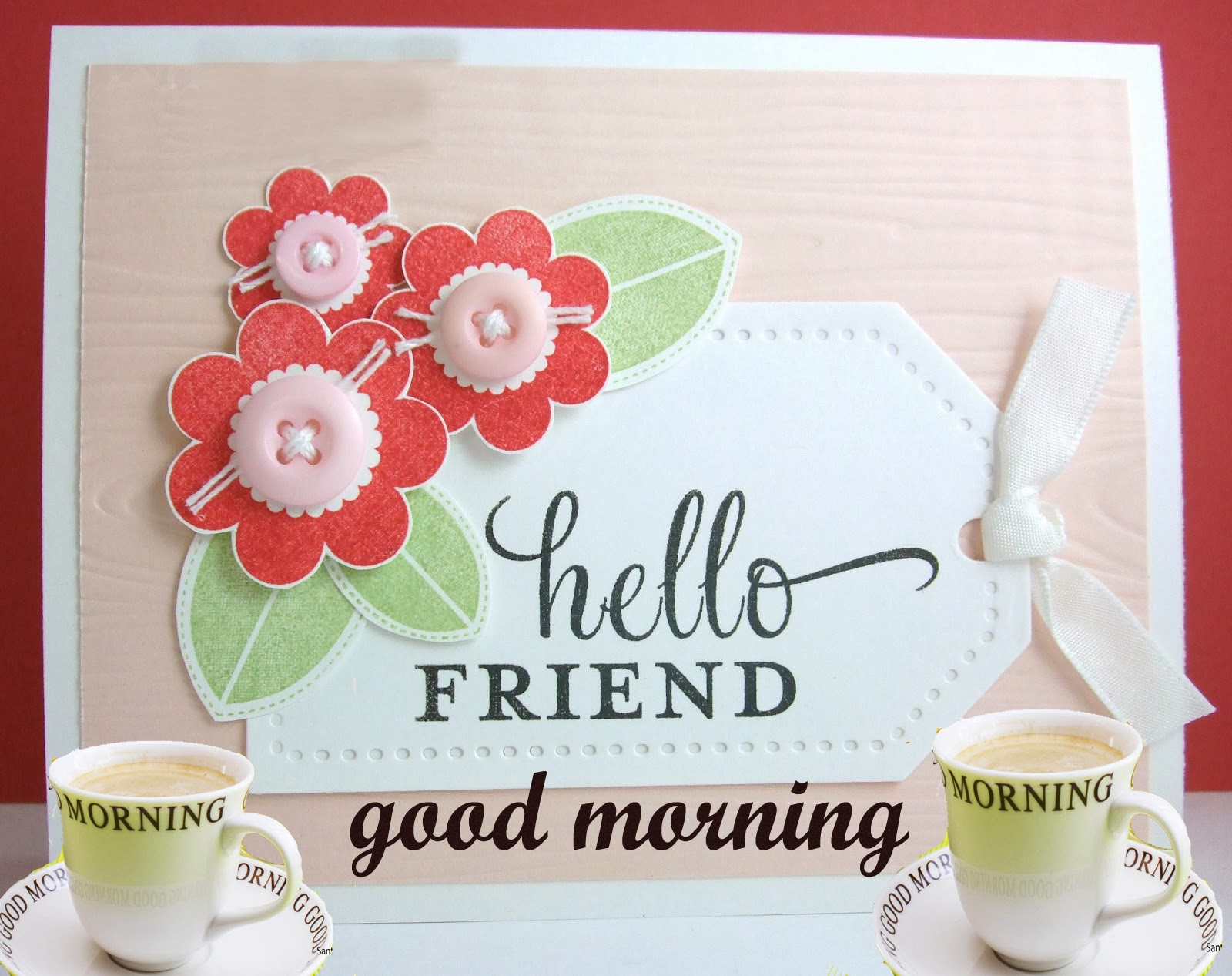 Goodmorning Wallpapers - WallpaperSafari Good Morning Friends Wallpaper Hd