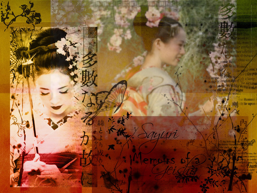 Memoirs Of A Geisha Wallpaper Memoirs of a geisha by lord 900x675