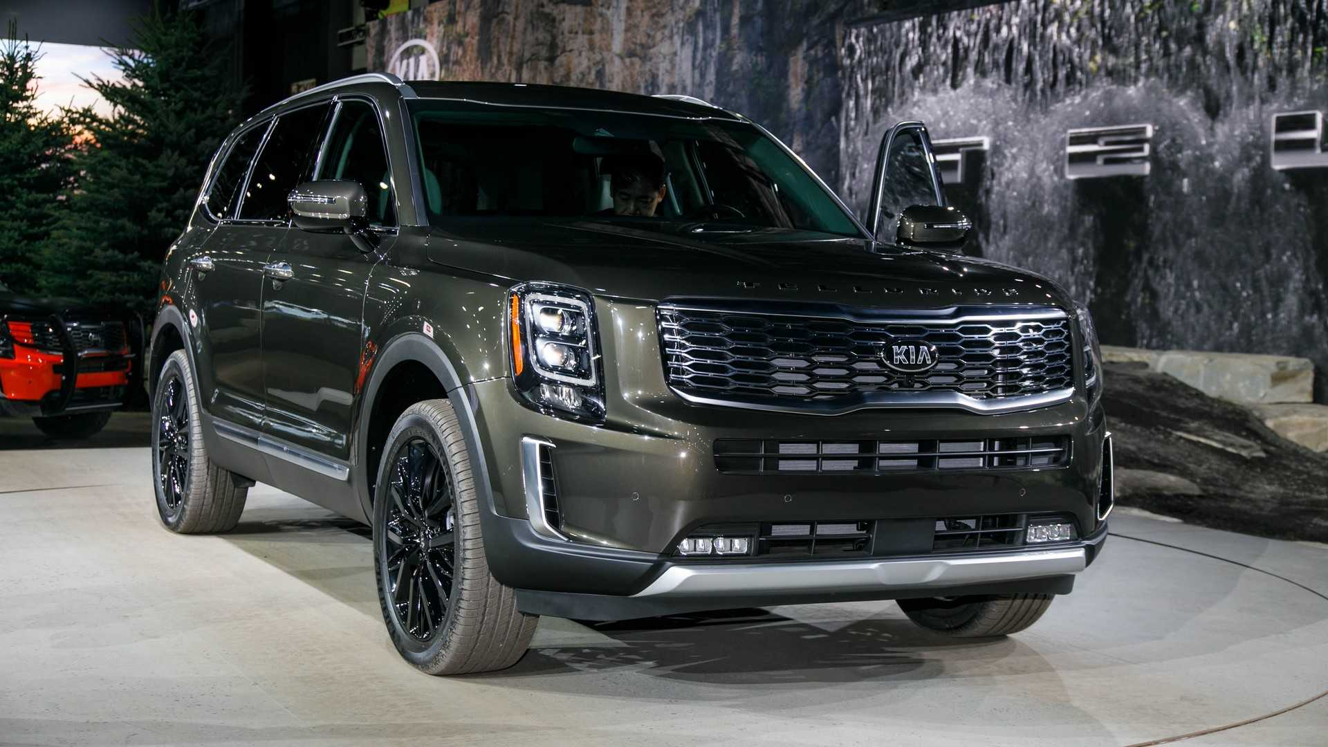 95 Gallery of Kia 2020 Telluride Exterior and Interior by Kia 2020 1920x1080