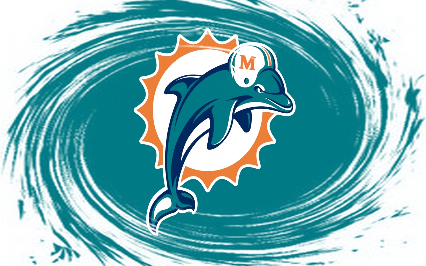 Sports Wallpapers Miami Dolphins Cartoon Wallpapers 10037 1920x1080 1440x900