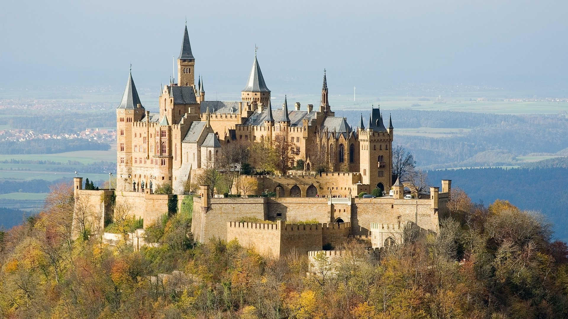 20 Hohenzollern Castle HD Wallpapers Background Images 1920x1080