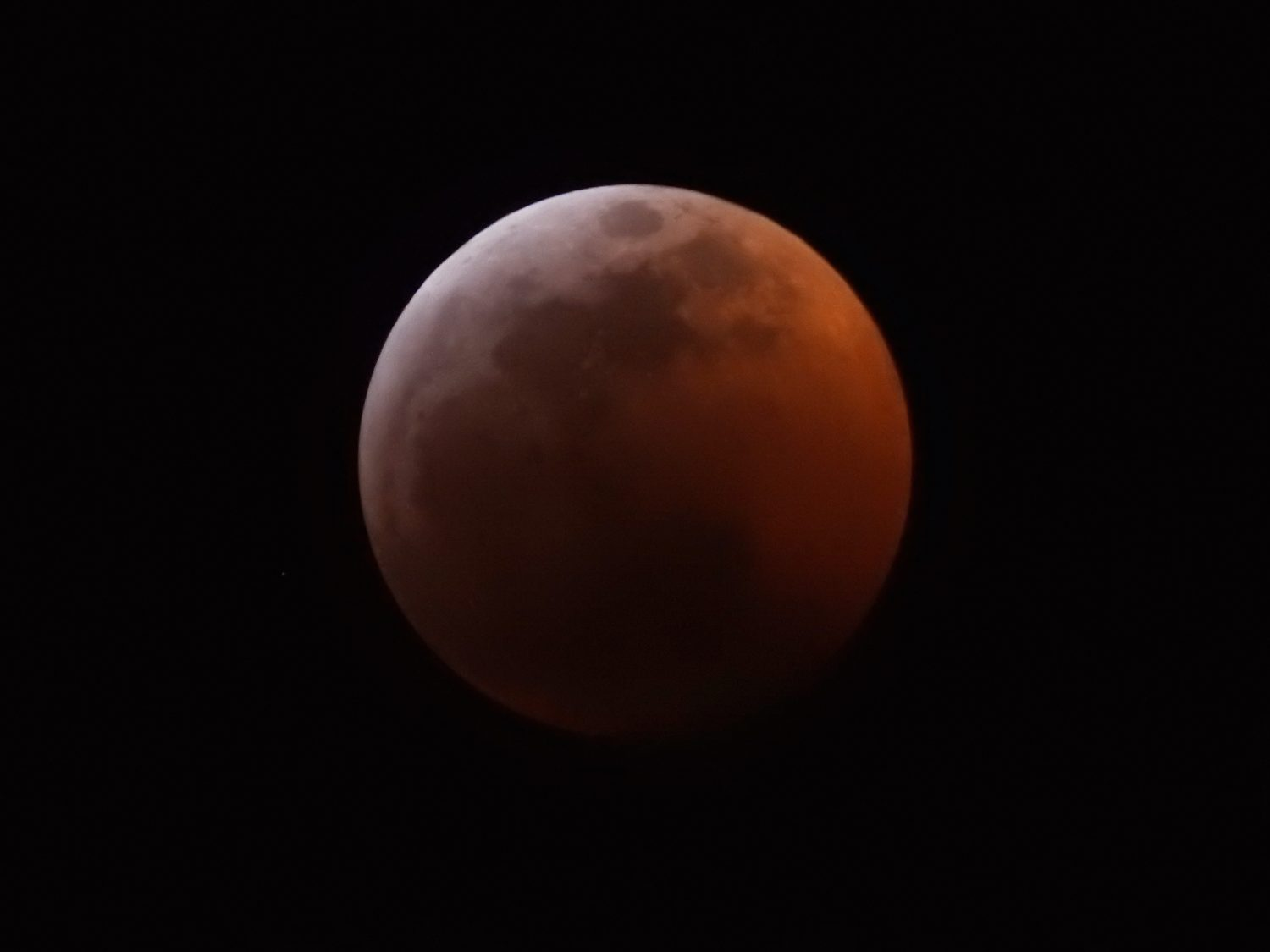 PHOTOS Blood red supermoon lunar eclipse on Jan 20 2019 The Know 1500x1125
