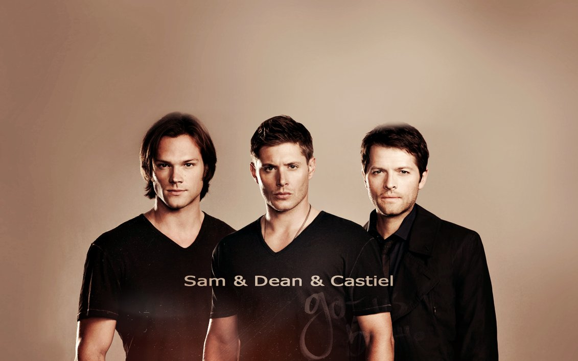 Free Download Sam Dean Castiel By Mummy16 1131x707 For Your