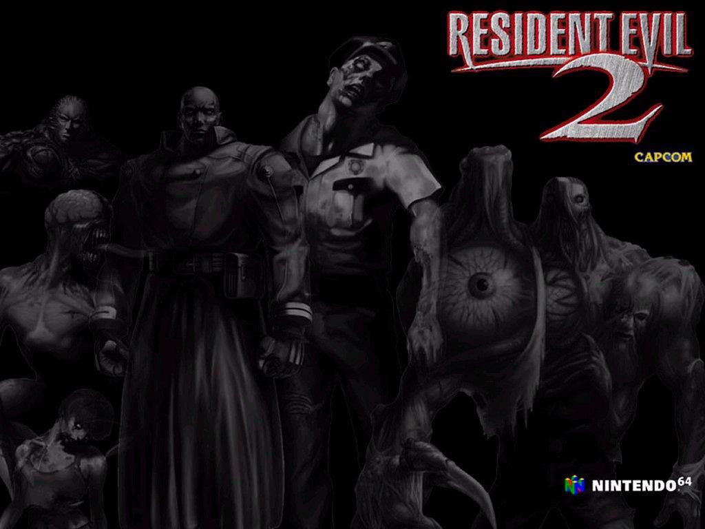 Free Download Resident Evil 2 Wallpaper Resident Evil 3 Nemesis