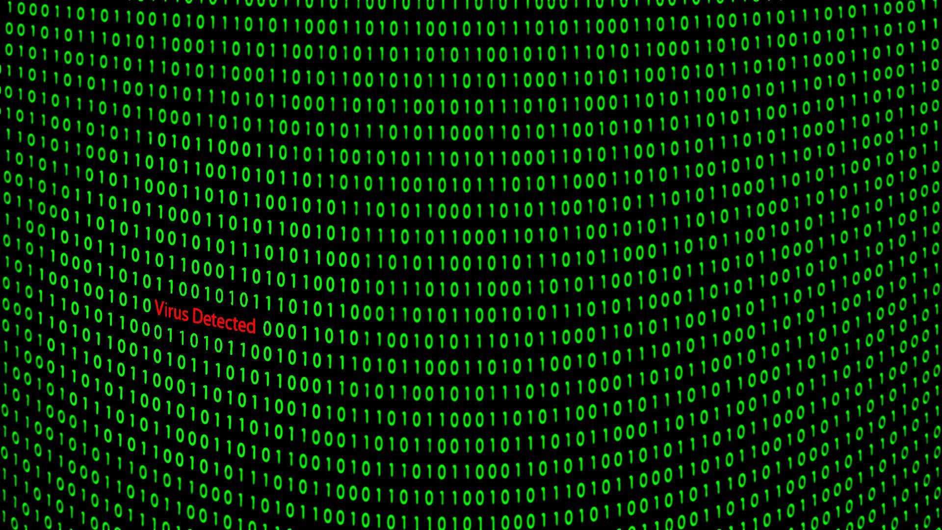 virus danger hacking hacker internet sadic 36 wallpaper background 1920x1080