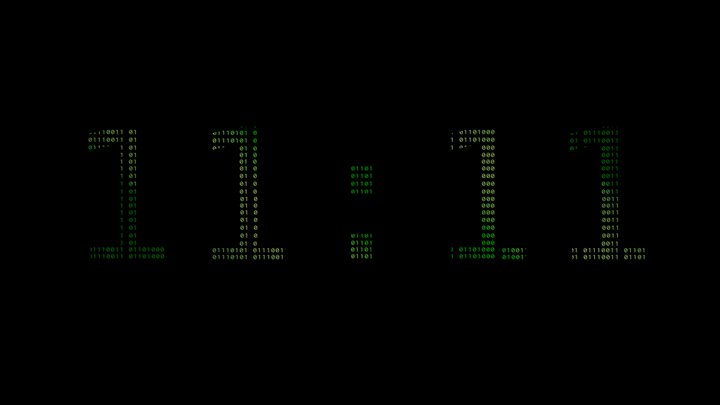 1111 Binary wallpaper by 20after4 1024x576