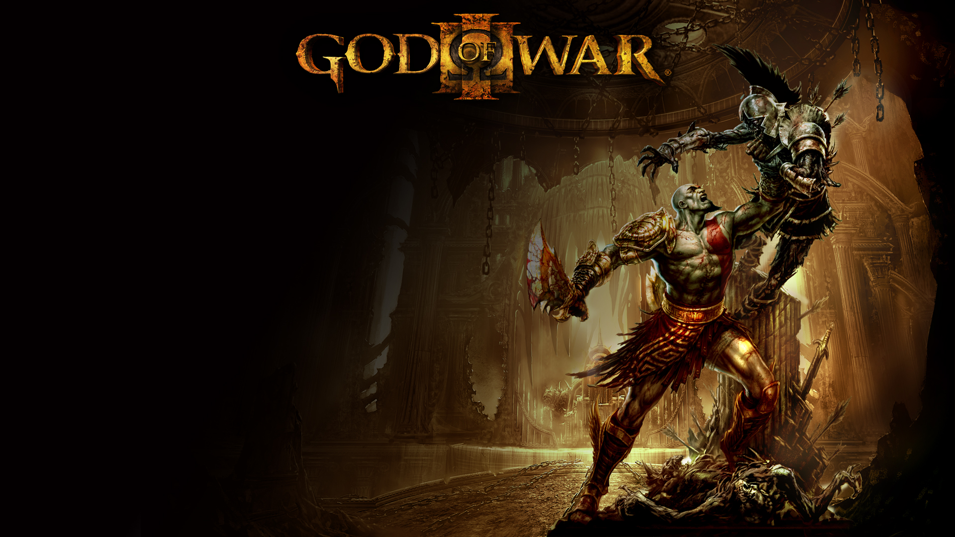 God Of War 3 Wallpaper Hd wallpaper 1920x1080