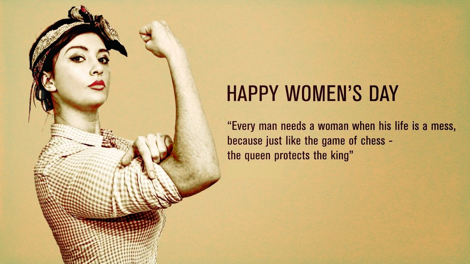 Womens Day Quotes FB Whatsapp Status SMS Happy Womens Day 1600x898