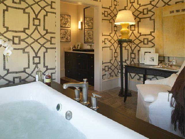 wallpaper bathroom wallpaper patterns sherwin williams wallpaper vinyl 642x482