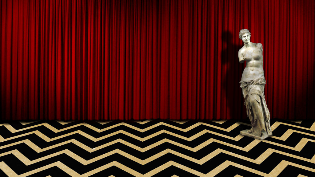 Red Room White Lodge Or Black Lodge