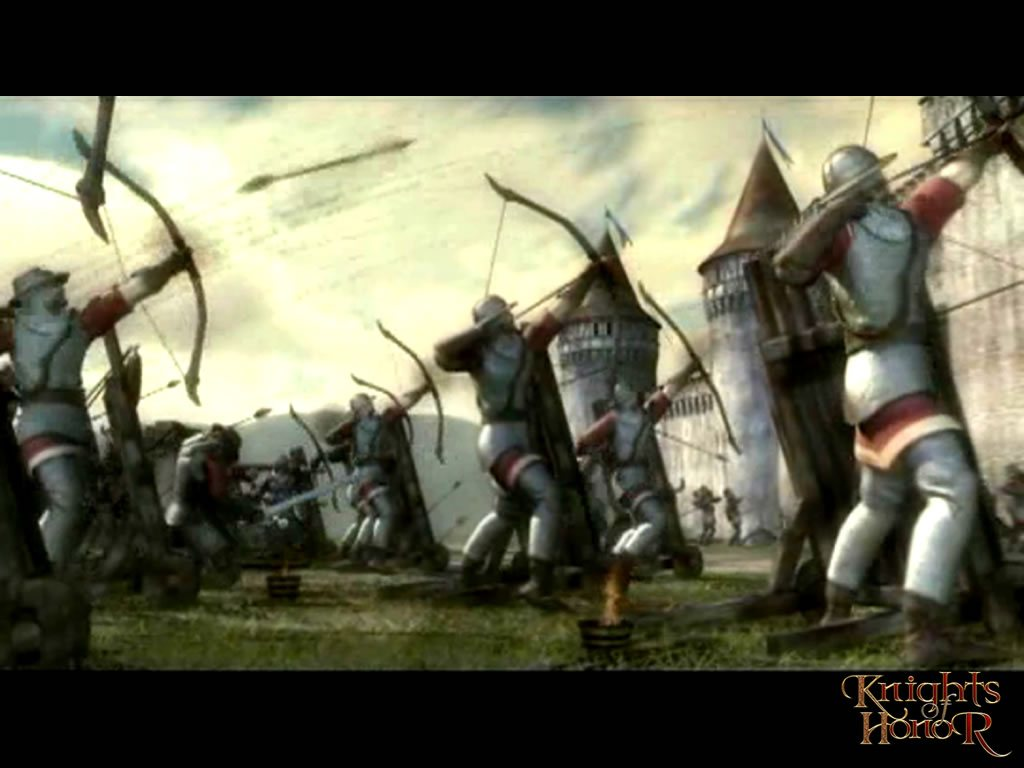 Knight Wallpapers Volume II 1024x768