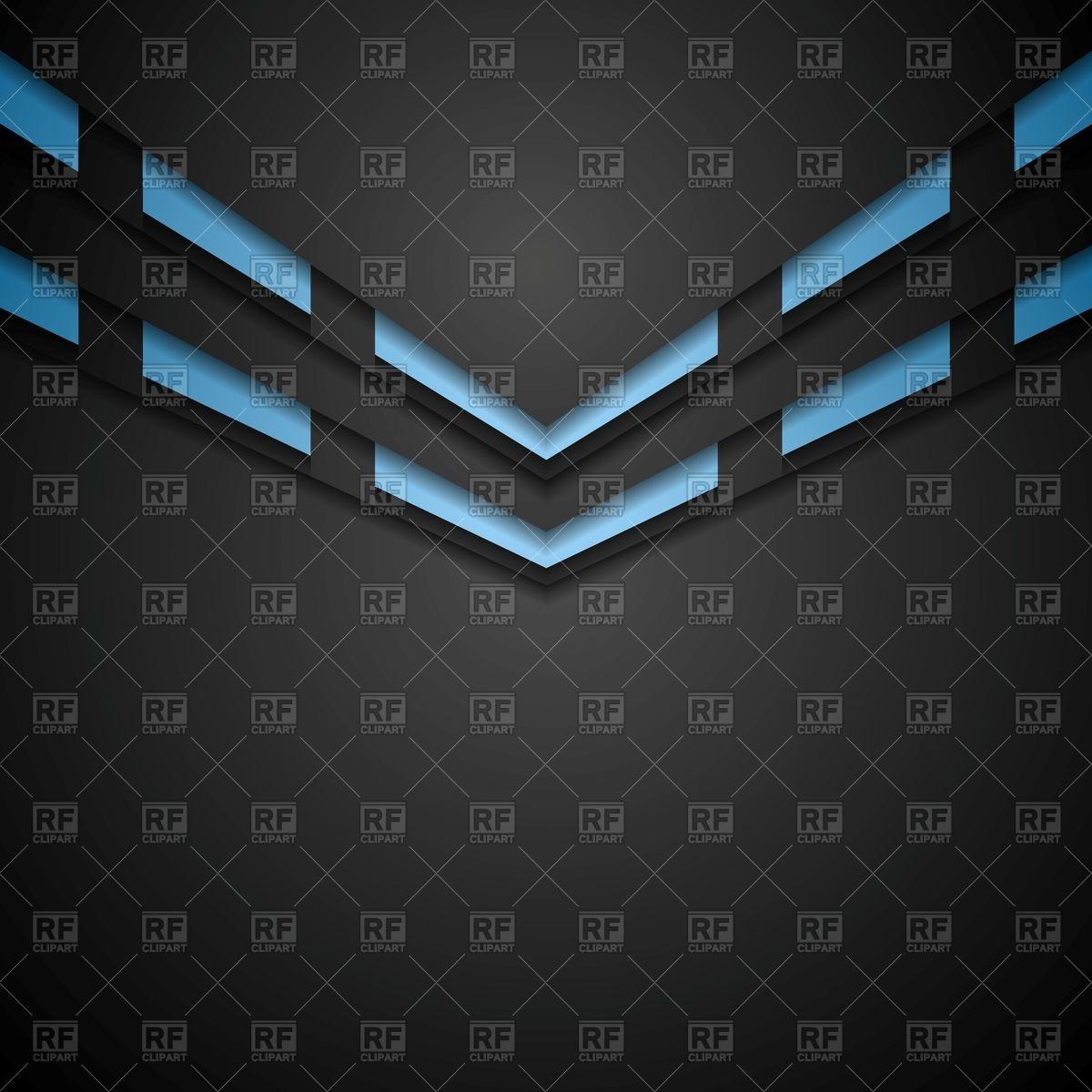 black and blue tech wallpaper wallpapersafari