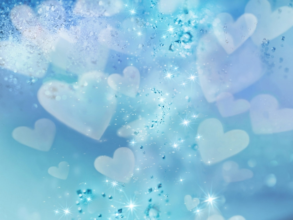 Love images blue love HD wallpaper and background photos 1024x768