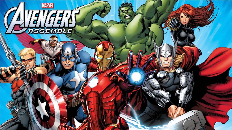 Avengers Assemble Wallpaper   Superheroes Wallpaper 1500x843