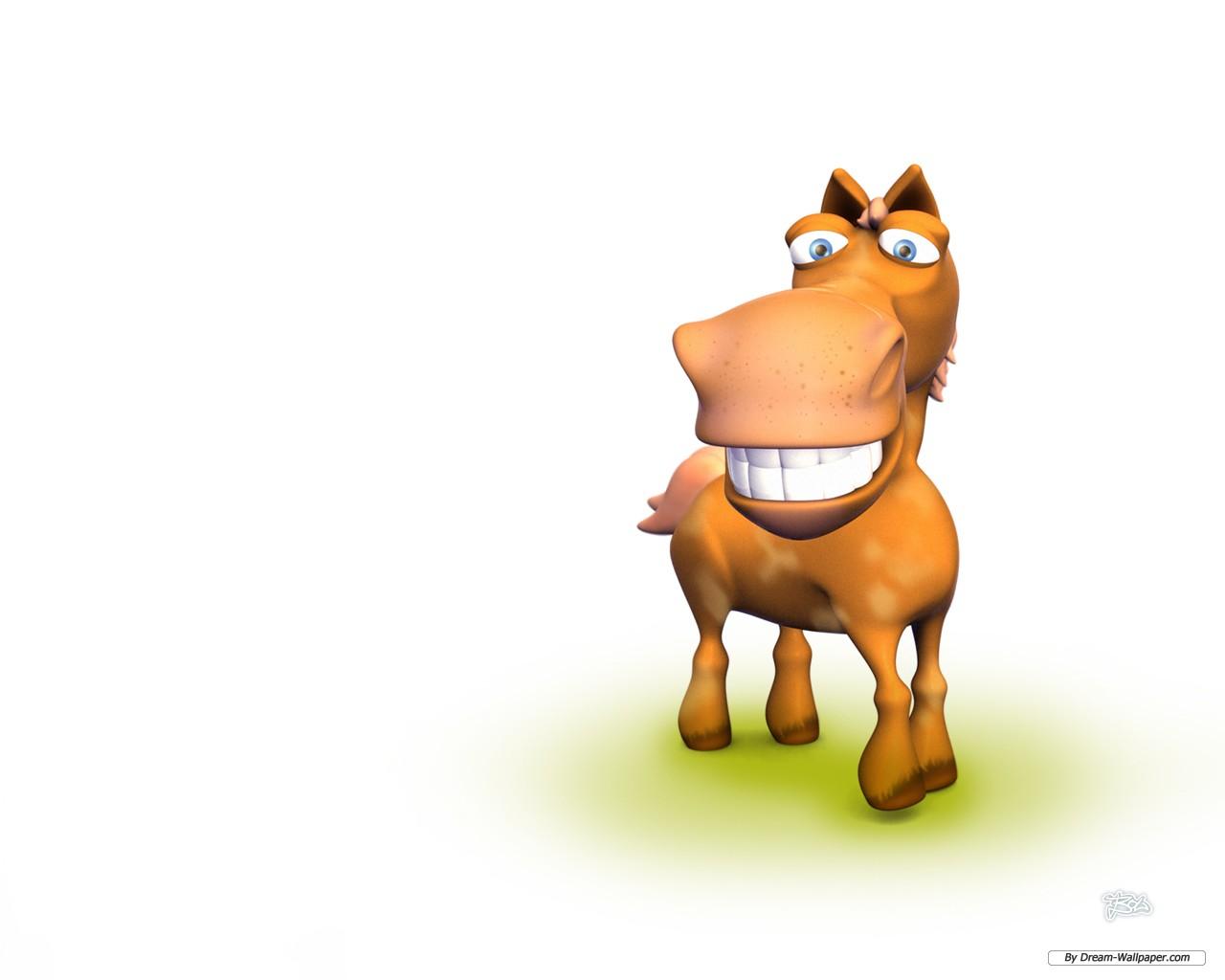 Cartoon wallpaper   3d Funny Animals wallpaper   1280x1024 wallpaper 1280x1024
