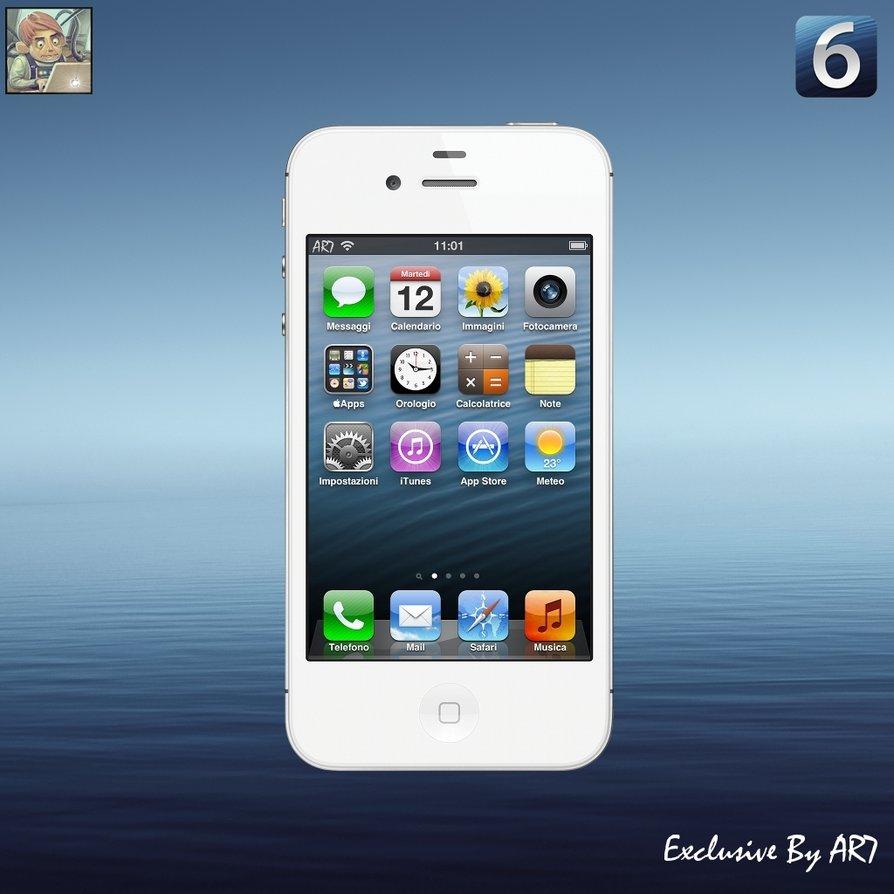 Serietvsubita Calendario.Ios 6 Wallpaper For Iphone 3gs Powermall