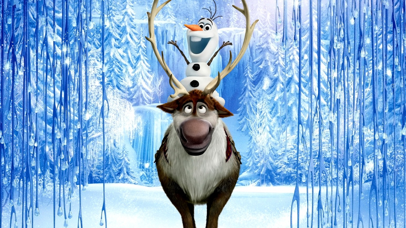 Olaf Wallpapers 1366x768
