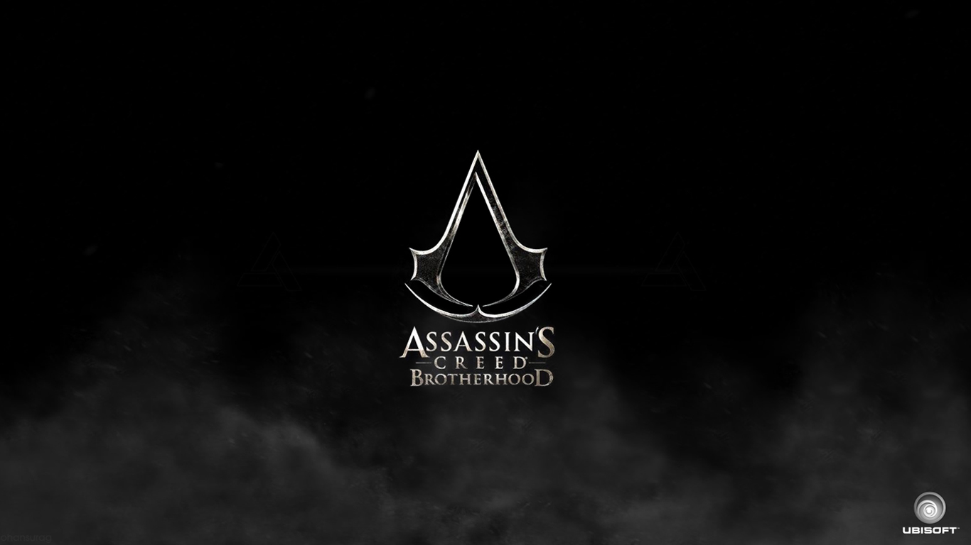 assassins creed symbol hd wallpaperWallpapers Audition Assassins Creed 1366x768