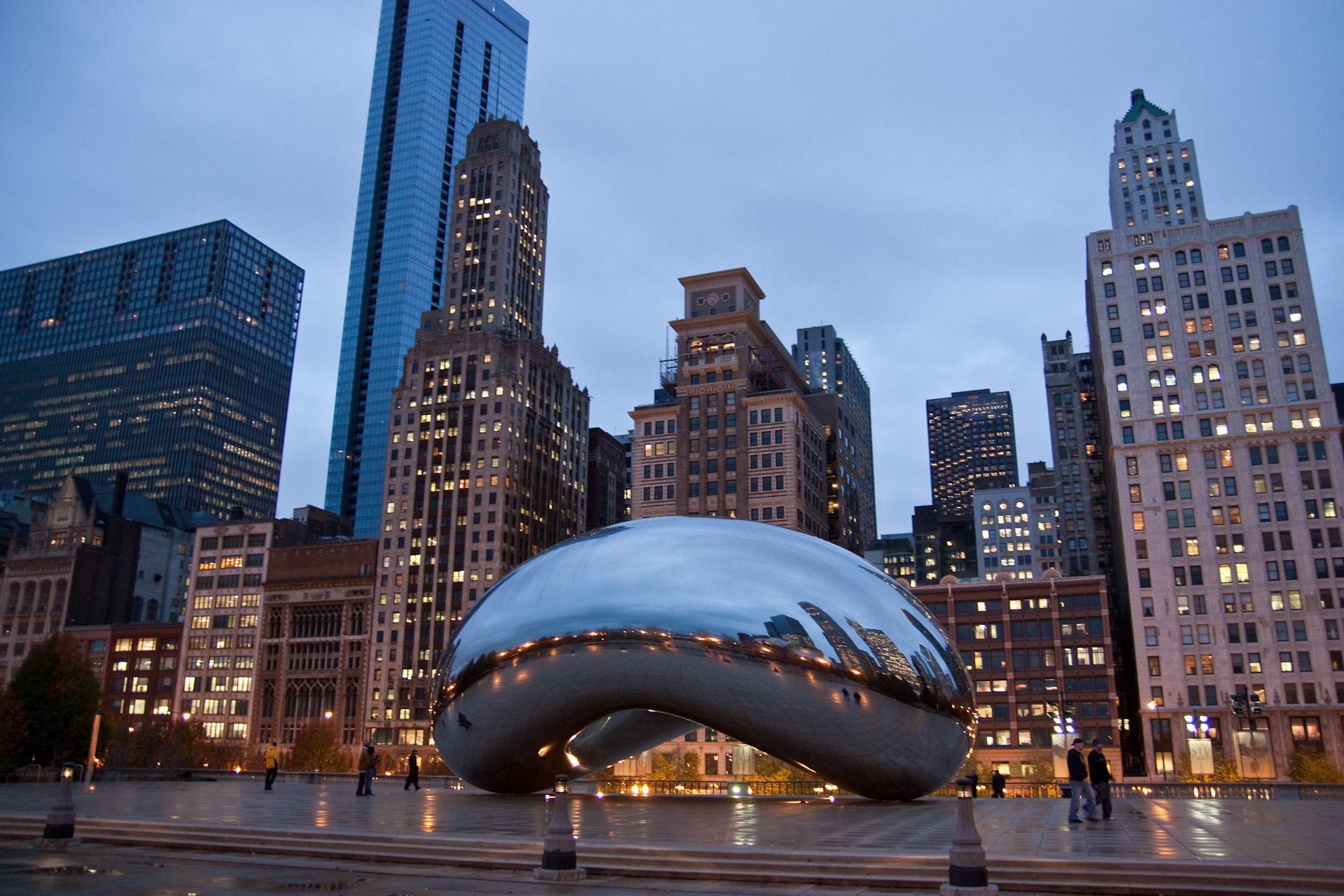 Forty Eight Hours in Chicago 1920x1280