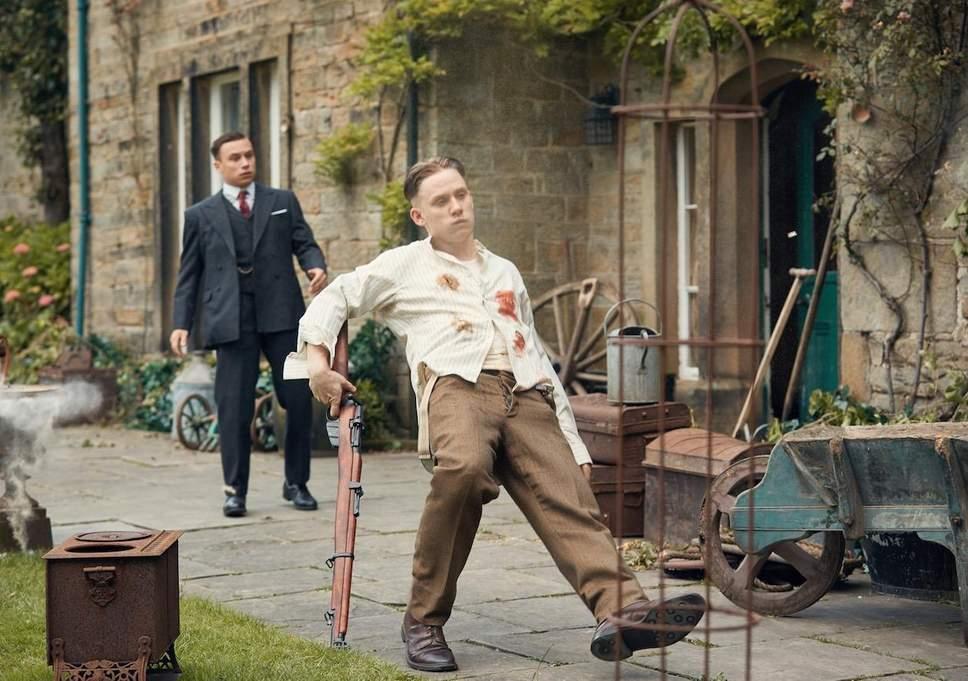 Peaky Blinders season 4 Actor Joe Cole on his exit   John 968x681