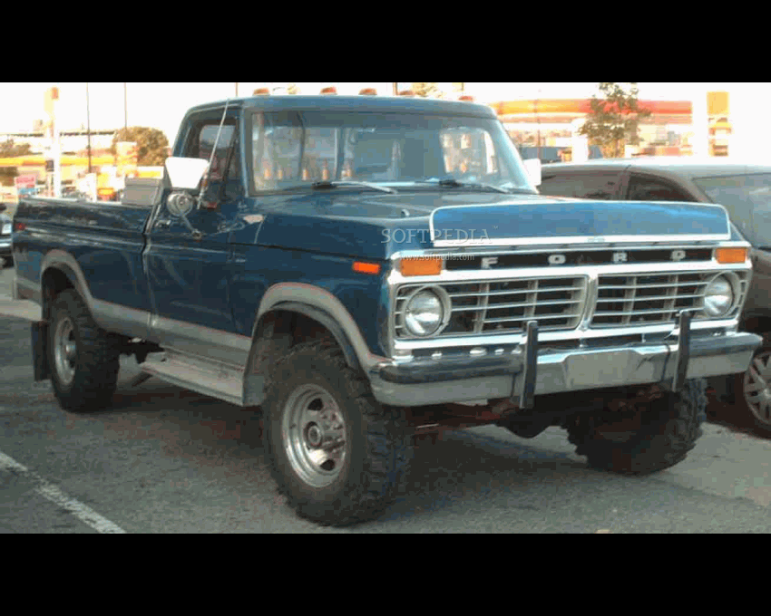 Ford F150 Screensaver screenshot 2 - Having the image of such cars on ...