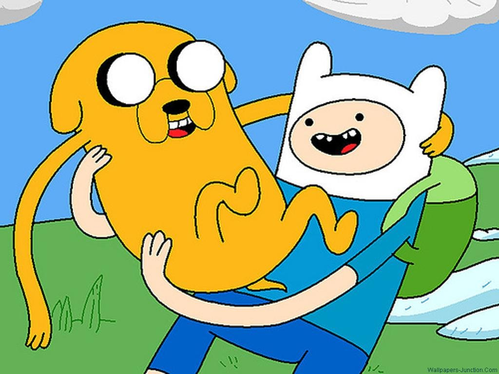 Adventure Time Wallpapers 1024x768