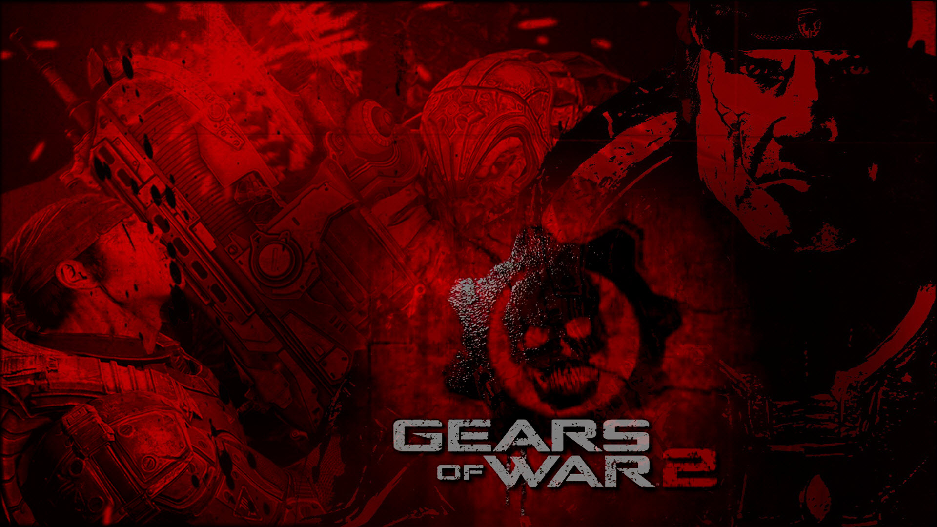 Gears of War 2 Game Wallpapers HD Wallpapers 1920x1080