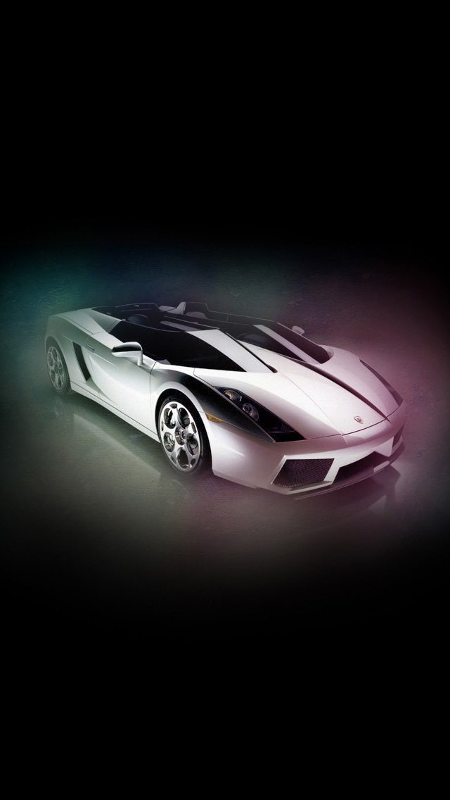 Lamborghini Egoista Iphone Wallpaper