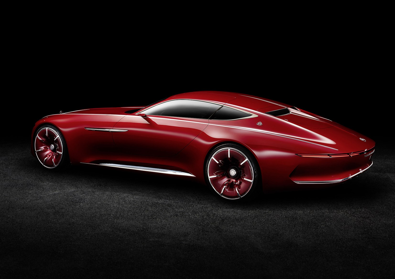 Vision Mercedes Maybach 6 News Photos by CAR Magazine 1652x1168