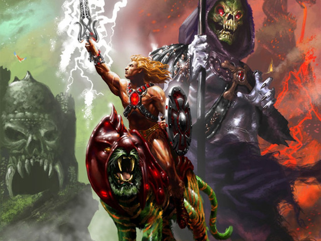 masters of the universe With masters of the universe -- the latest numbskull entertainment from the creators of castle greyskull -- he-man makes the transition from animation to live action taking a live actor along for the ride might have helped.