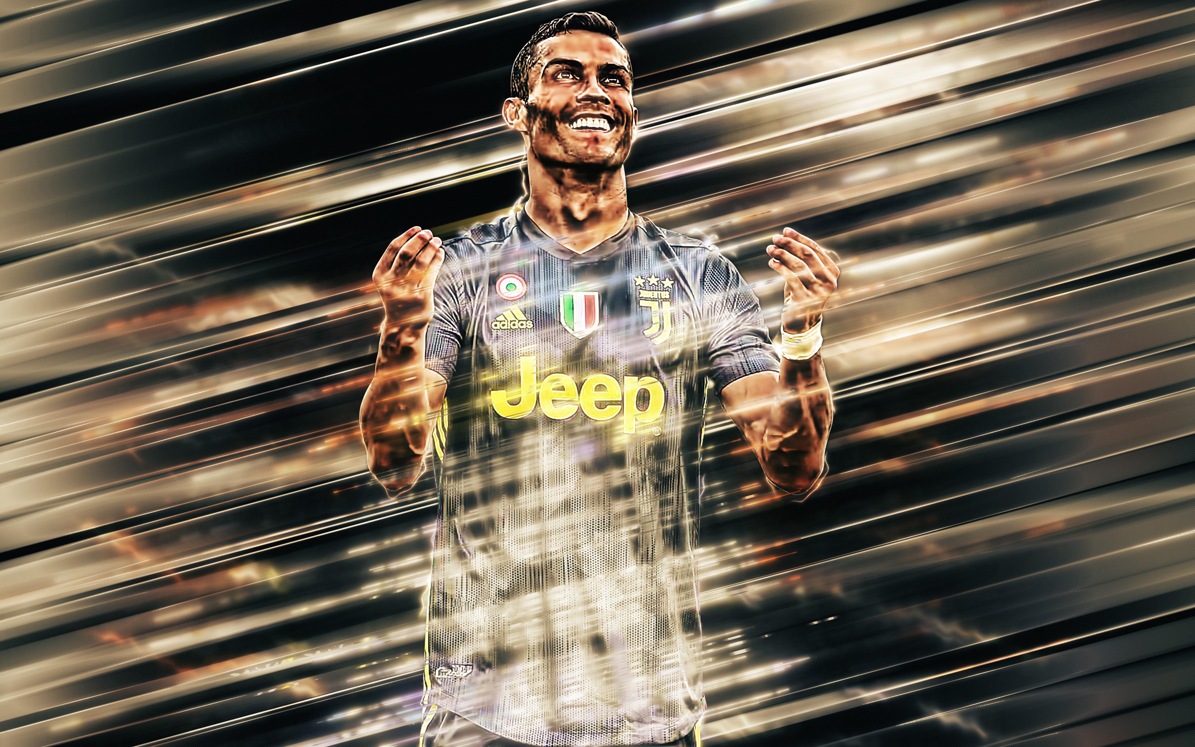 Cristiano Ronaldo dos Santos Aveiro   Juventus 4k Ultra HD 3840x2400