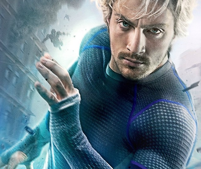 Avengers Age Of Ultron Aaron Taylor Johnson Quicksilver HD 640x540