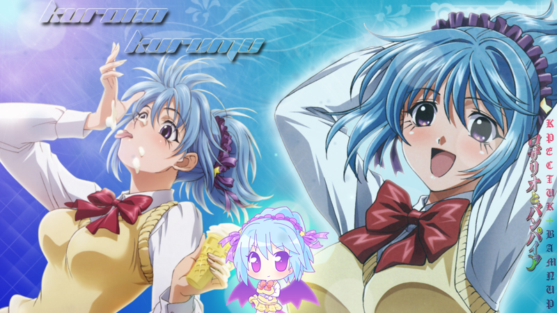 Free Download Rosario Vampire Wallpapers Hd 800x450 For