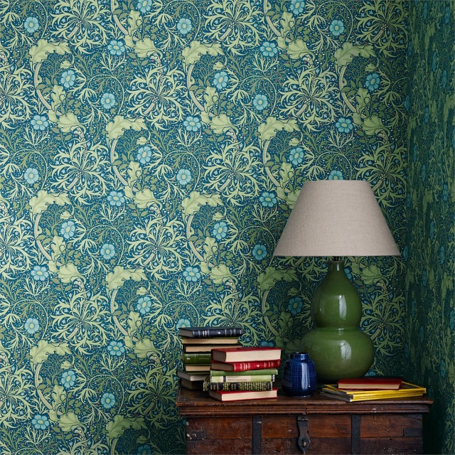 William Morris Wallpaper Canada USA 640x640