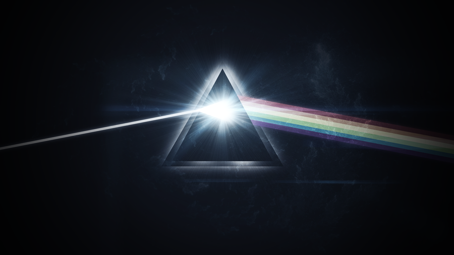 Dark Side Of The Moon Wallpaper 1366x768 More like planet wallpaper 900x506