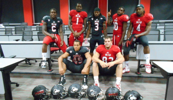 NIUHUSKIESCOM   The Northern Illinois Official Athletic Site 575x332