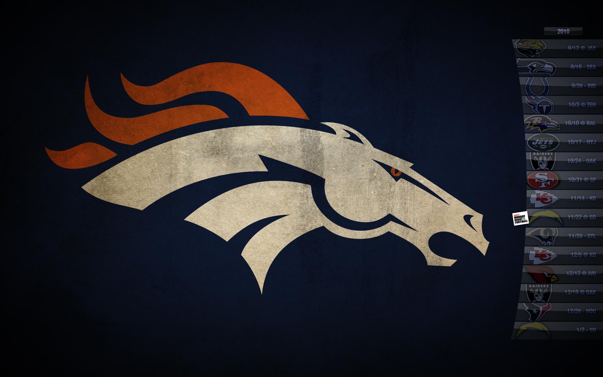Hd Wallpapers Denver Broncos Vintage Logo 1920 X 1200 890 Kb Jpeg HD 1920x1200